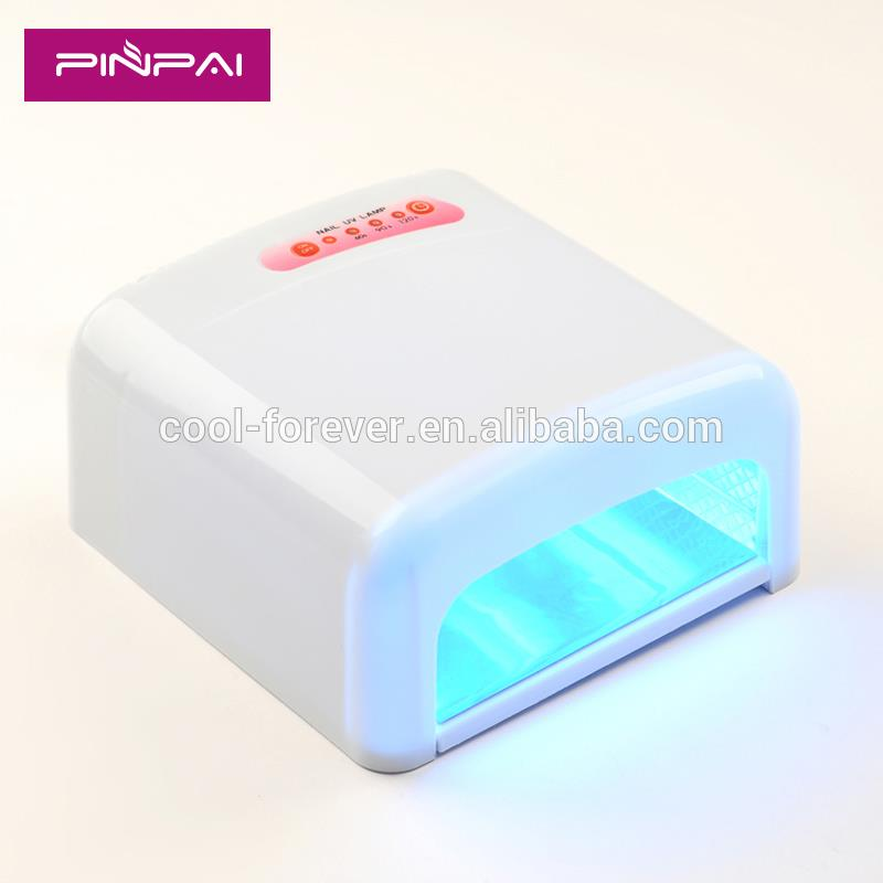 2016 hot sale good quality HL-888 36w nail gel uv lamp