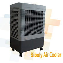 Floor standing solar evaporator/home air conditioner