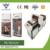 Fast speed print machine for glass,bottle /phone case /golf ball printer