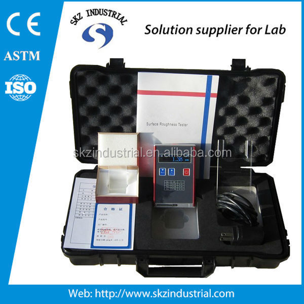 digital portable surface roughness measuring instrument