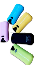 Unique charming model 5200mah with different color