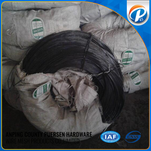 Professional factory supply black annealed iron wire
