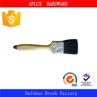 cow brush pure bristle paint brush with wooden handle