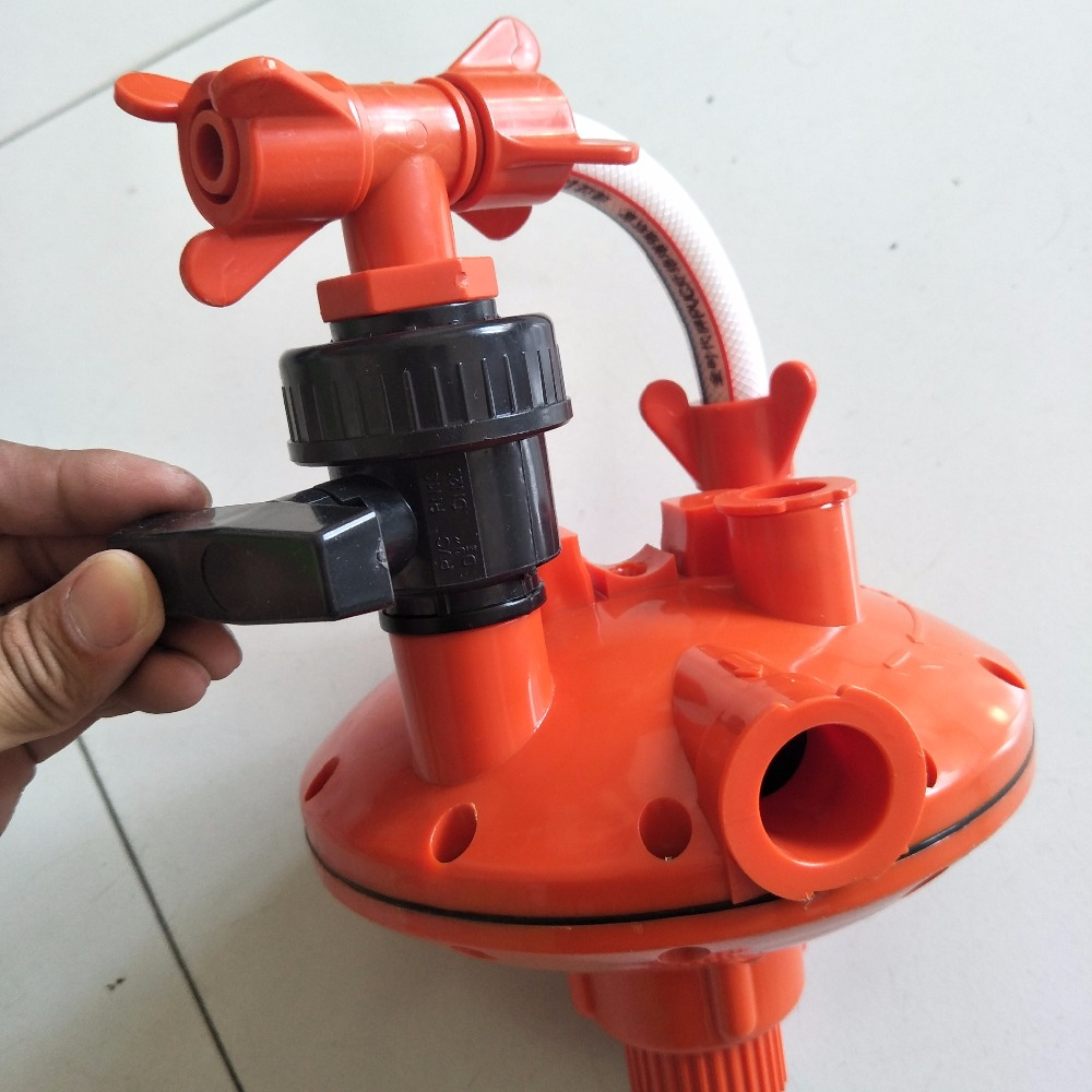 Cheap price high quality plastic pressure water regulator for chicken drinking lines