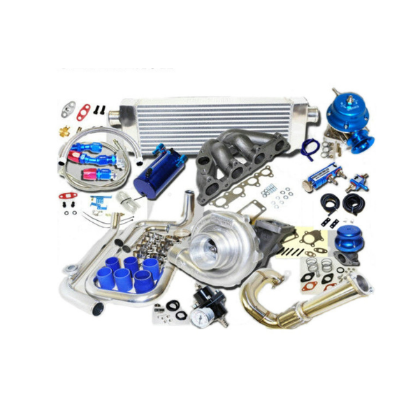 Wholesale Complete Turbo Kits D Series EX/Si 1.6L SOHC VTEC I-4 125HP D16Z6 for <strong>Honda</strong> <strong>Civic</strong>