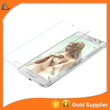 Electroplating full cover 3d glass screen guard with new design for samsung galaxy note edge n915