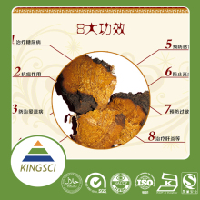 all types of Chaga Mushroom Extract mushrooms Polysaccharides 10%-50%