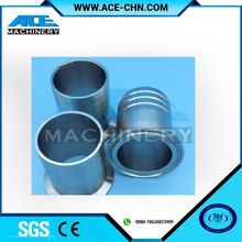 Stainless Steel Hydraulic Adapter/ Rubber Hose Fitting