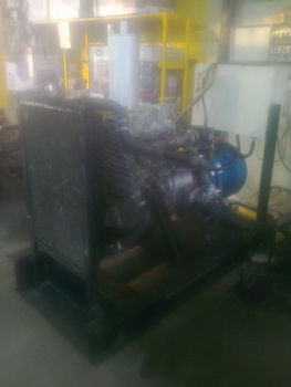Refurbished 25k VA, Diesel Generator for sale.