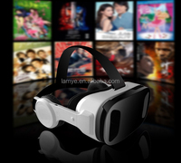 High Quality Games 3D Vedio Glasses for Normal TV Watching Virtual Reality Movies