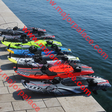New style 2017 hot sale Power Ski Jetboard,Power Jet Surfboard 90CC,SUP paddle board