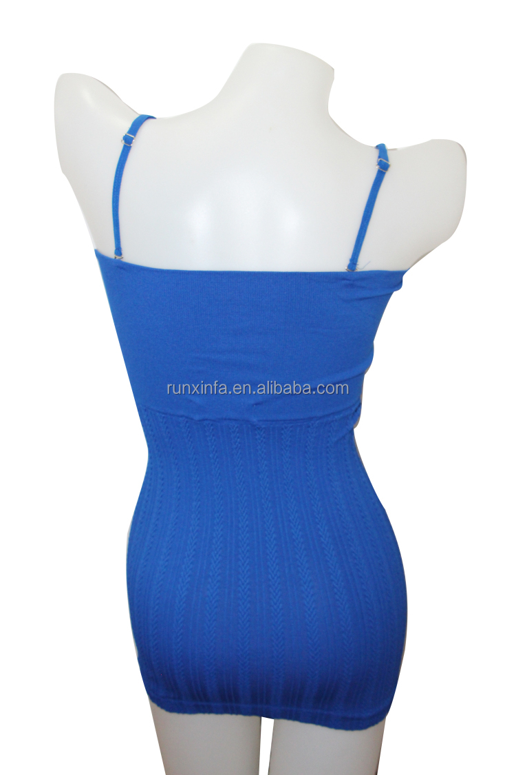 Sexy blue women one piece dress pictures rhinestone camisole