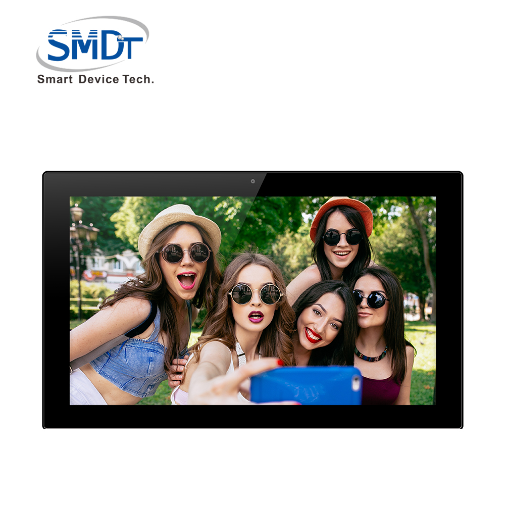 Tismart <strong>tablet</strong> 14 inch car advertising screen indoor advertising screen