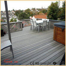 Environmental wpc decking good price wood plastic 150*30mm composite decks
