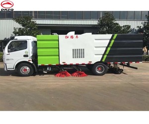 road sweeper body and superstructure available for Pakistan and India market hot selling countries