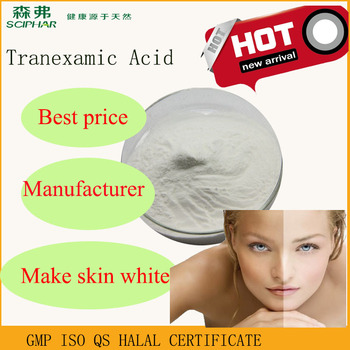 High Quality Manufacturer Supplier Tranexamic acid