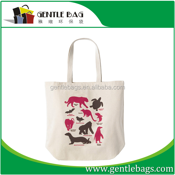 Reusable Grocery Shopping Tote Bags Convenient Expandable Shopping Cotton Bags