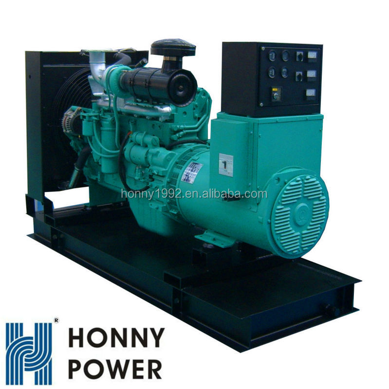 Fuel Economy Engine 50Hz Soundproof 80kW Diesel Genset