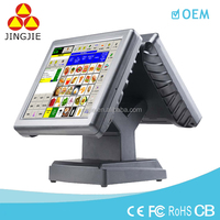JJ-8000B POS System used for restaurant,hotel pos system,touch screen management system