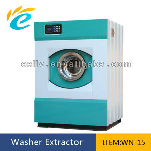 Full automatic washing textile machine for hotel/hospital/laundry shop