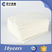 Flat Sheet Disposable Spunlaced Nonwoven Wipes