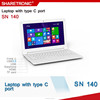 Ultra Slim Mini Laptops 14 inch Quad Core Notebook PC 2GB 32GB manufacturer