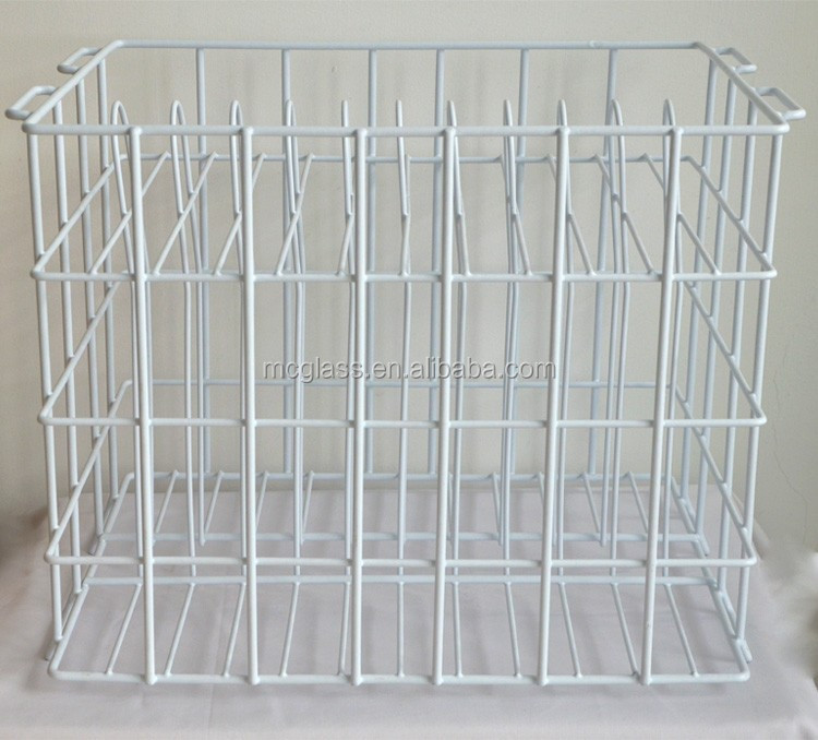 12 Charger Plates Unique Warehouse Storage Metal Wire Plate Rack