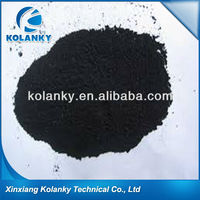 High temperature Low Fluorescence Sulfonated Asphalt