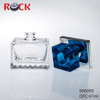 Perfume glass bottle/ perfume bottle pendant
