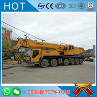 Two Person sit Cabin 100 ton XCMG QY100K mobile crane,Cheap price XCMG 100t Truck Crane