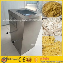 Easy to digestion bean flakes making machine for soup