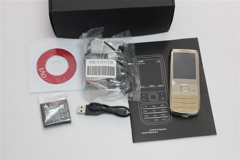 Hot sale 6700 classic mobile phone 5mp cell phone 6700 slide