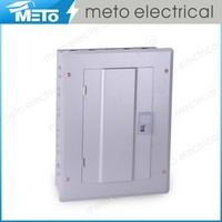 TYE Type METO Distribution Box for Plug In Circuit Breaker, Single Phase-Three Wires Industrial Wall-mounting Modular Enclosures