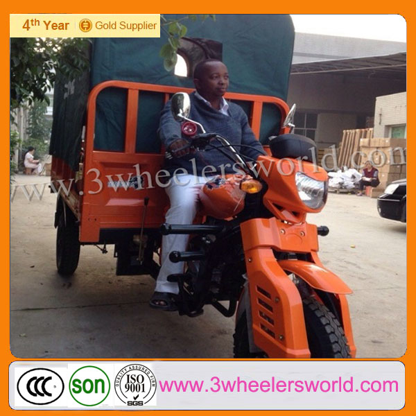 Chongqing Manufacture High Quality Wholesale Van Cargo motorcycle for Sale