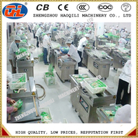 Outside Drawing Vacuum Wrapper | Vacuum Package Machine | Air Filling Vacuum Packaging Machine