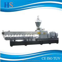Twin Screw Extruder Machine Rubber Heat Shrinkable Cable Compounds