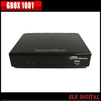Newest Ali M3606 1080P Full DH Digital cable receiver dvb-c GBOX 1001 for Indonesia with High quality