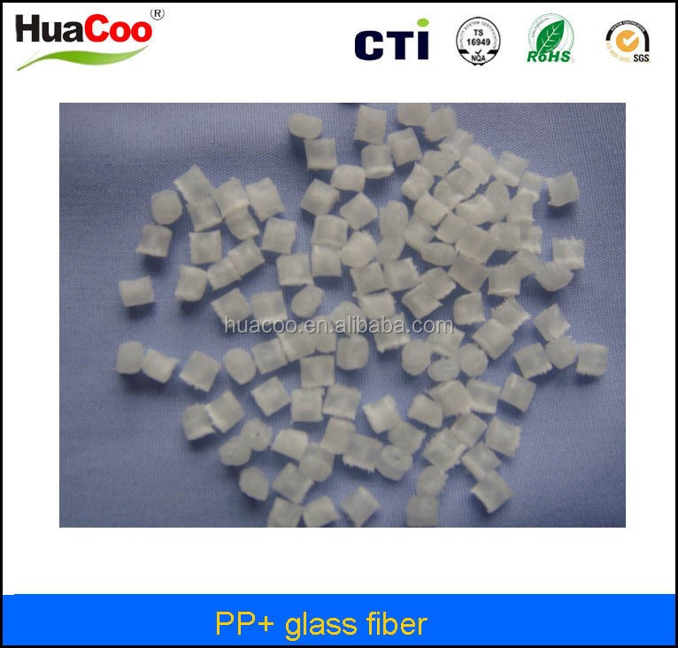 fiberglass reinforced polypropylene pp gf30 engineering plastic raw material for injection molding office chair plastic parts