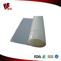 OME design transparent gel adhesive rubber sheet