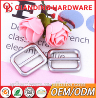 Factory price China metal roller buckle for bag strap shoes high pressure cleaner