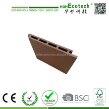 Outdoor Use Wpc Decorative Wall Panel / Wpc Siding