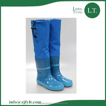 Design your own modern kids rubber rain boots shoes covers