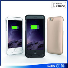 Maxnon Battery case for iPhone6 MFI approved 3200mah power case for iphone 5