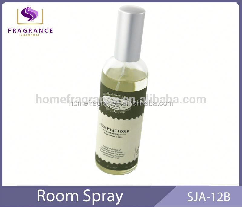 Factory Direct Air Purifier 100ml car Poppy scented room spray