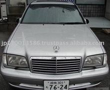 1999 Mercedes AMG C-Class C43 second hand car E-C43