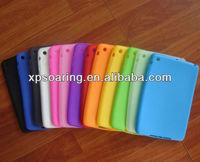 Cheapest silicone case skin cover for mini ipad