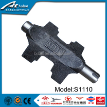 Low MOQ JiangDong diesel engine 20hp parts upper balance shaft for sale