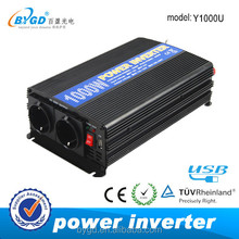 modified sine wave power inverter power inverter 24VDC to 230Vac Y1000U