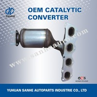 Three Way Catalytic Converter Scrap Price,High Precision Mainfold Catalytic Converters