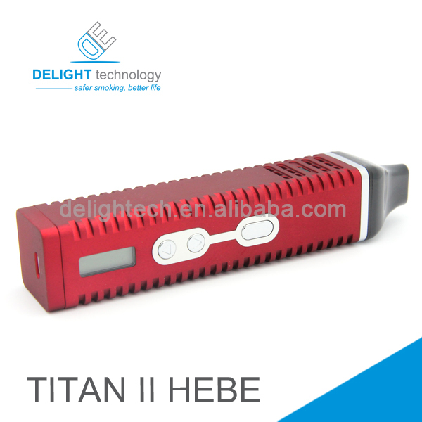 2016 most popular dry herb vaporizer Titan 2 Hebe kit wholesale for OEM